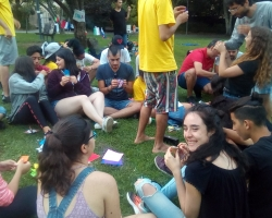 SUSTAINability, youth exchange in Viseu, Portugal